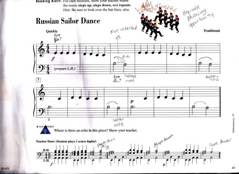 The Art Of Phrasing At The Piano Starting The Process With