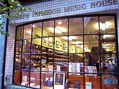 Patelsons music store