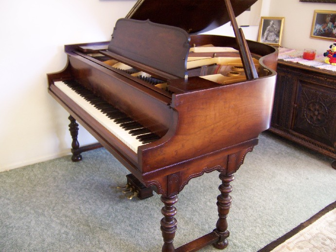 dating baldwin piano