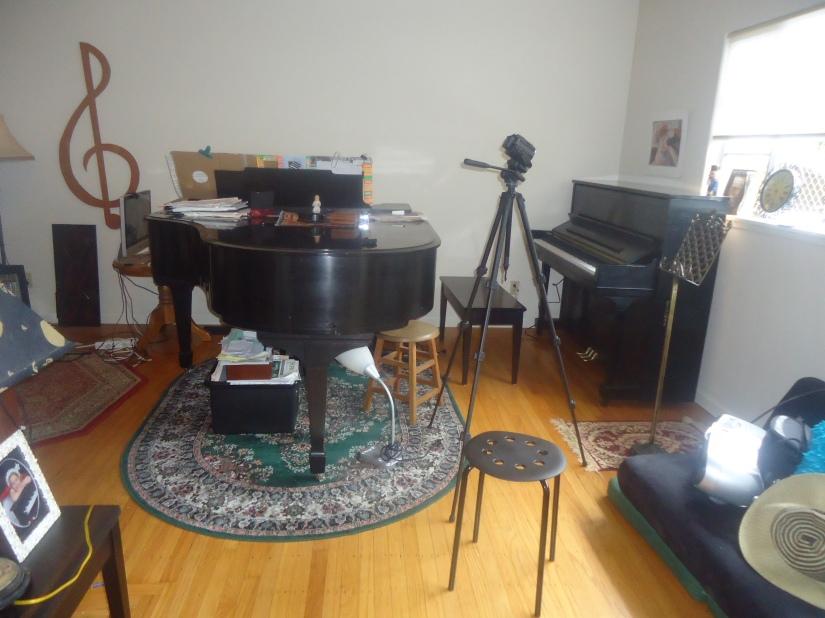 2 Steinway pianos