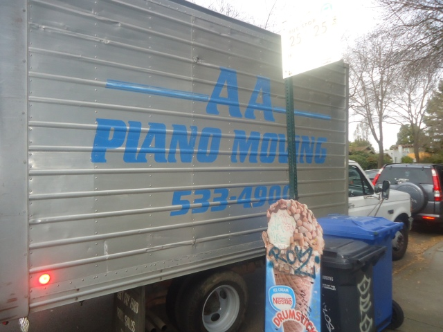 AA piano movers McCrea
