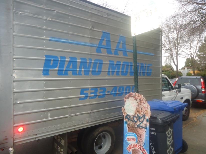 AA piano movers McCrea