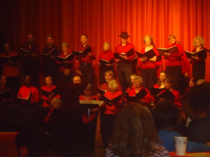 best choir Love songs and Chocolate
