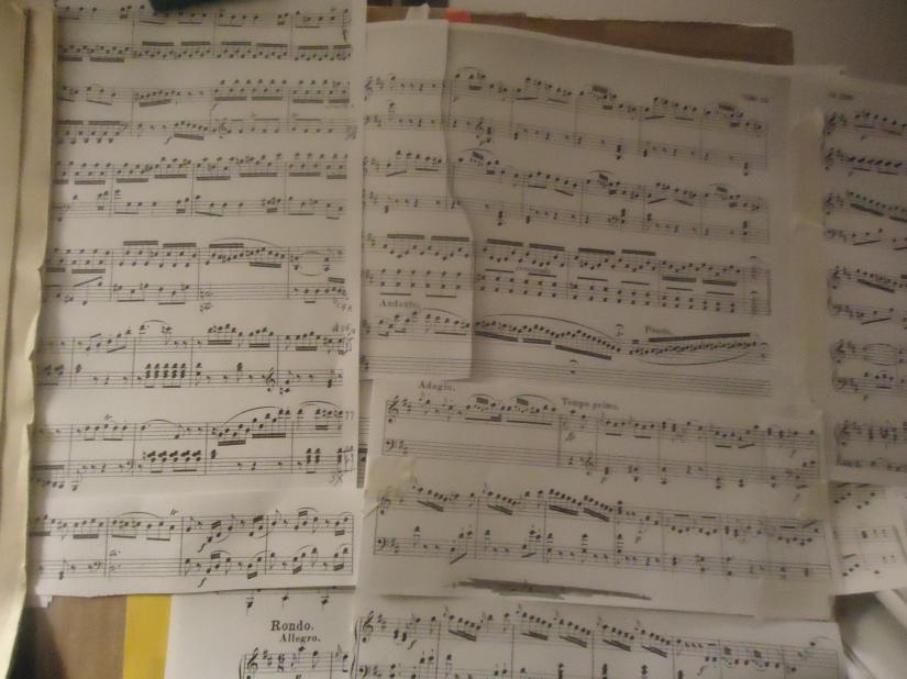 Mozart Rondo K. 311 2