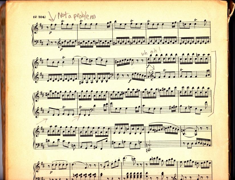 Mozart rondo k 311