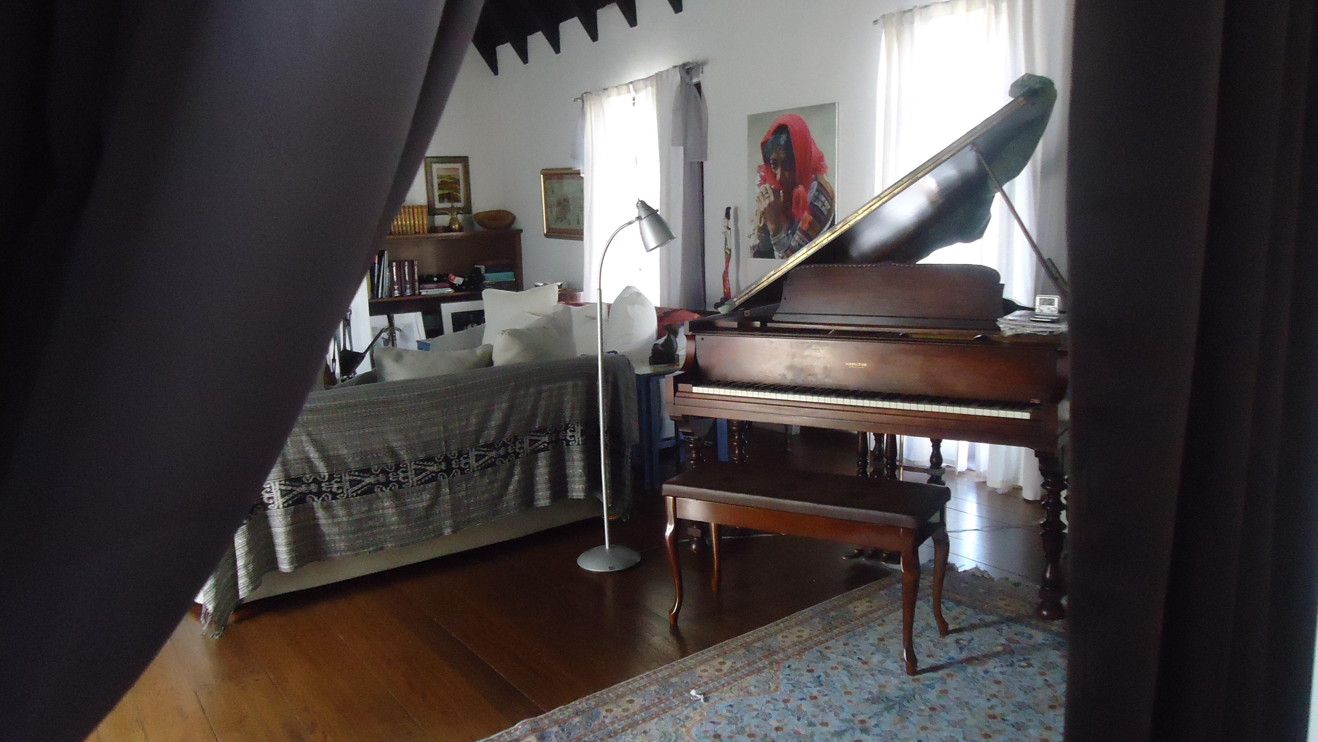 Piano Room Where I