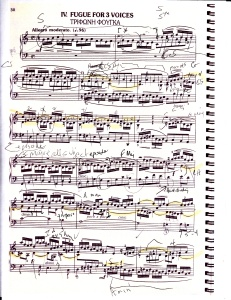 fuge in c minor bach essay Download and print top quality fugue in c minor bwv 574 sheet music for organ solo by johann sebastian bach with mp3 and midi files high quality and interactive, transpose it in any key, change the tempo, easy play & practice.