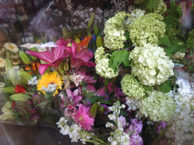 lovely floral display today