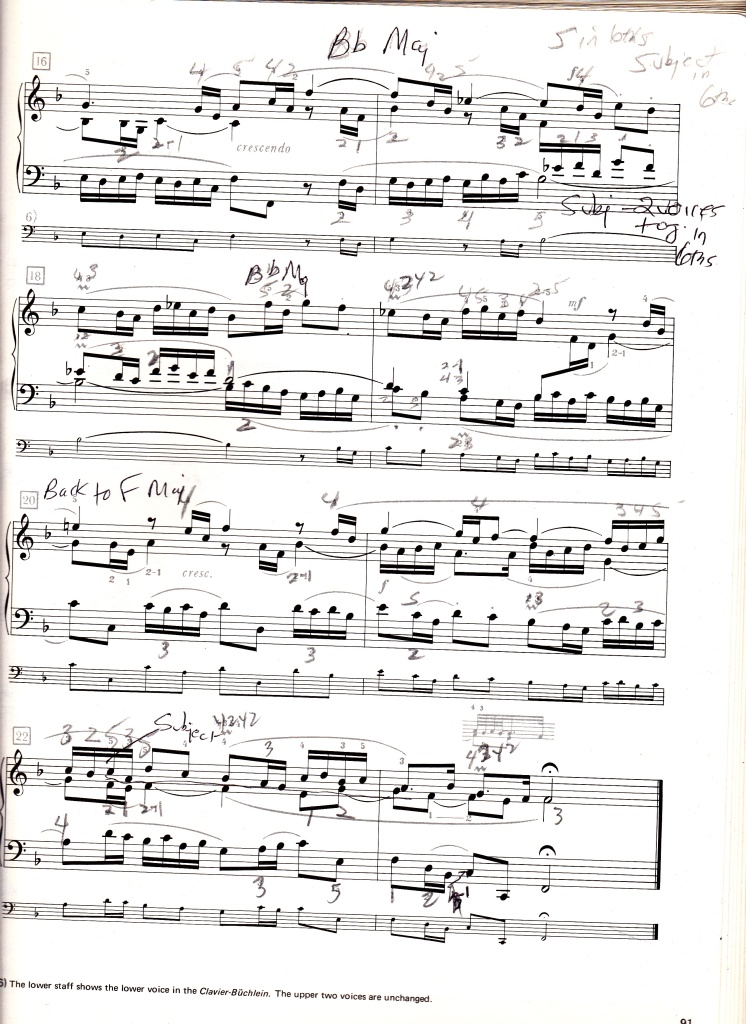 Sinfonia in F p. 3
