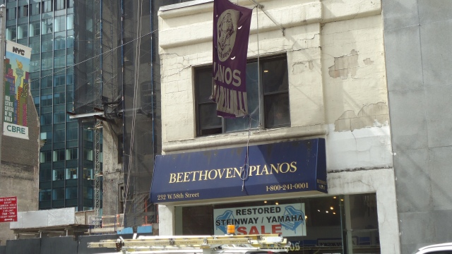 Beethoven Pianos