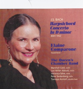 Elaine CD cover best