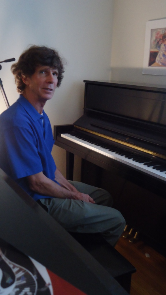 John Peters piano technician rotated
