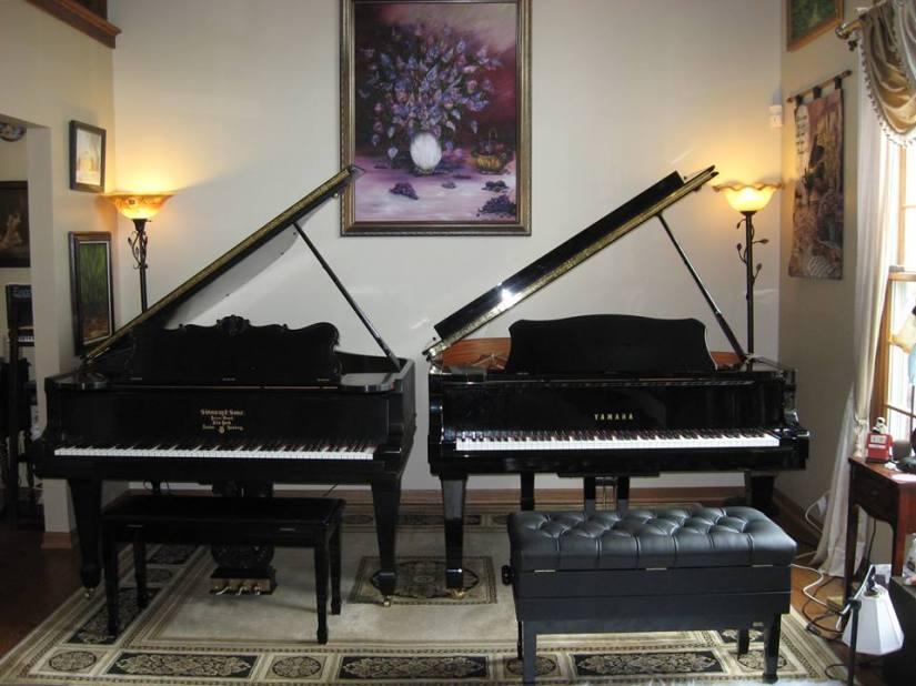 Lubov pianos