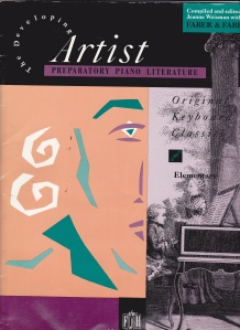 Faber Artist Series elementary