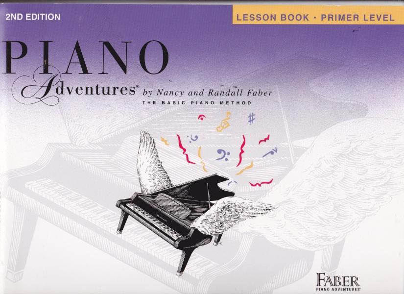 Faber Lesson book Primer