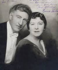 Rosina and Josef Lhevinne