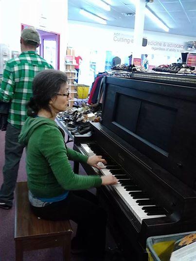 Emerson piano in Berkeley