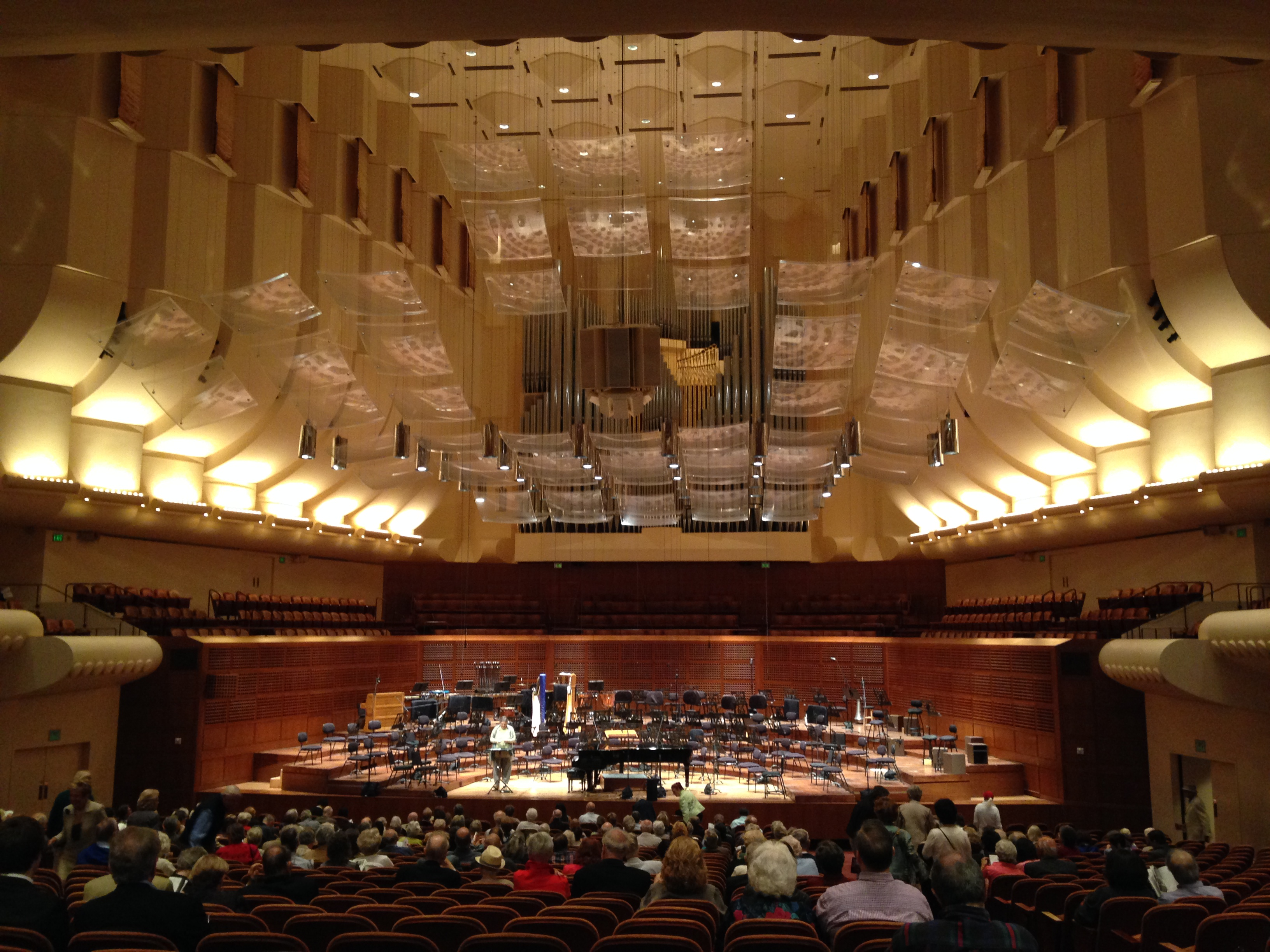 My afternoon at the San Francisco Symphony with Yuja Wang, Pianist ...