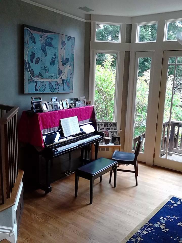 Rockridge piano