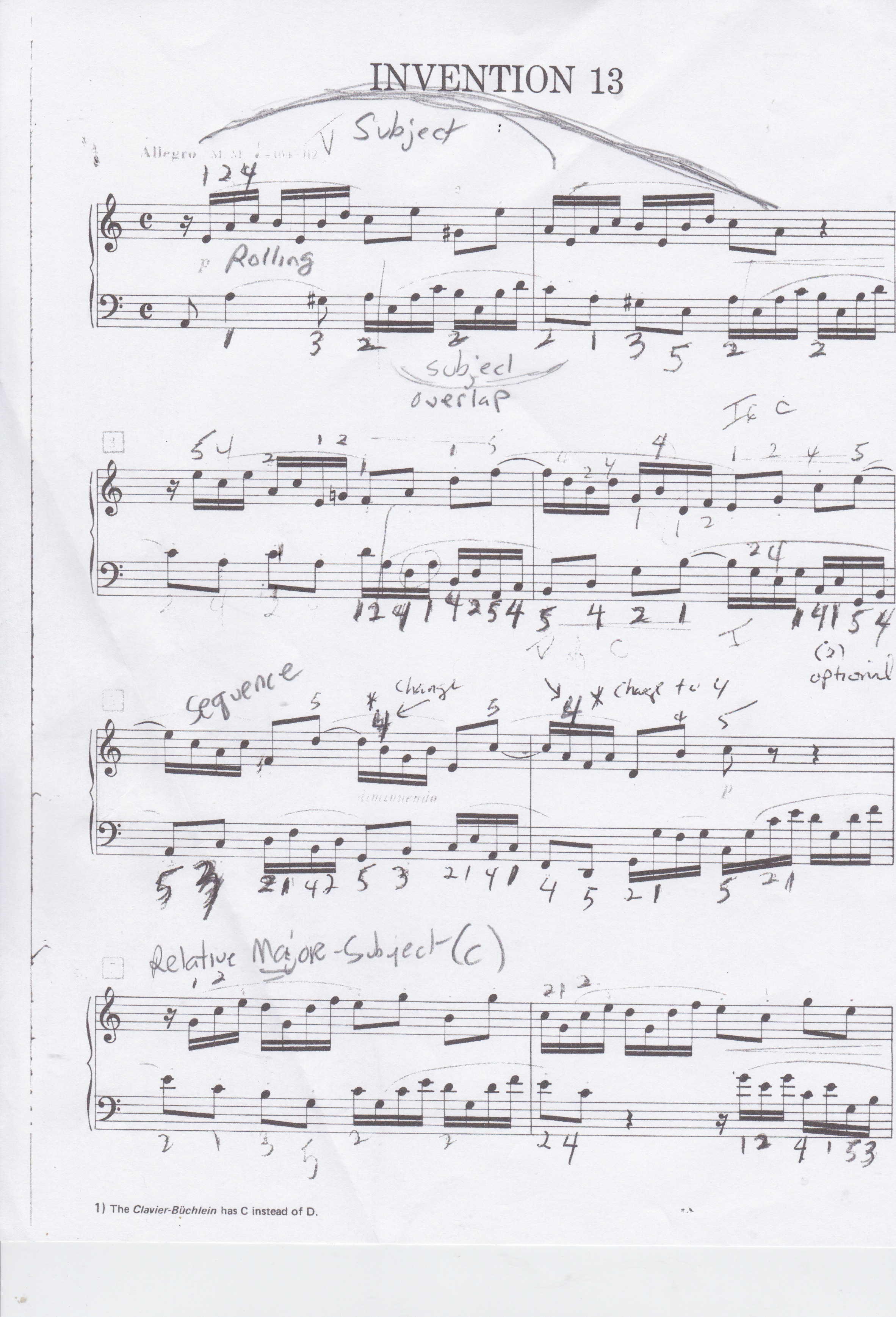 essays on j.s. bach An 15 pages essay on jsbach's french suite no6 in e major, with music analysis, explanation and historical background of the piece an 15 pages essay on.