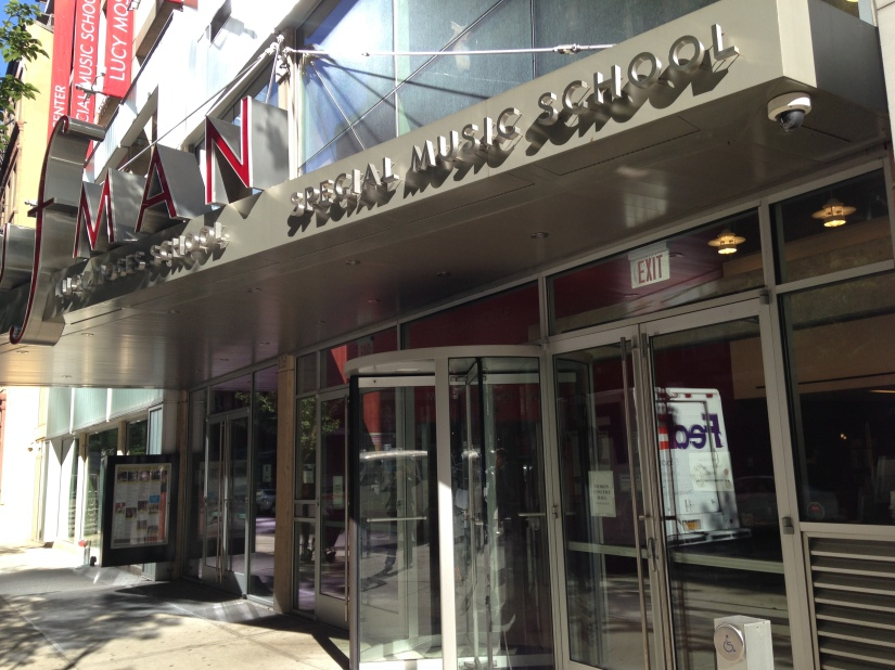 The Special Music School-Kaufman Center