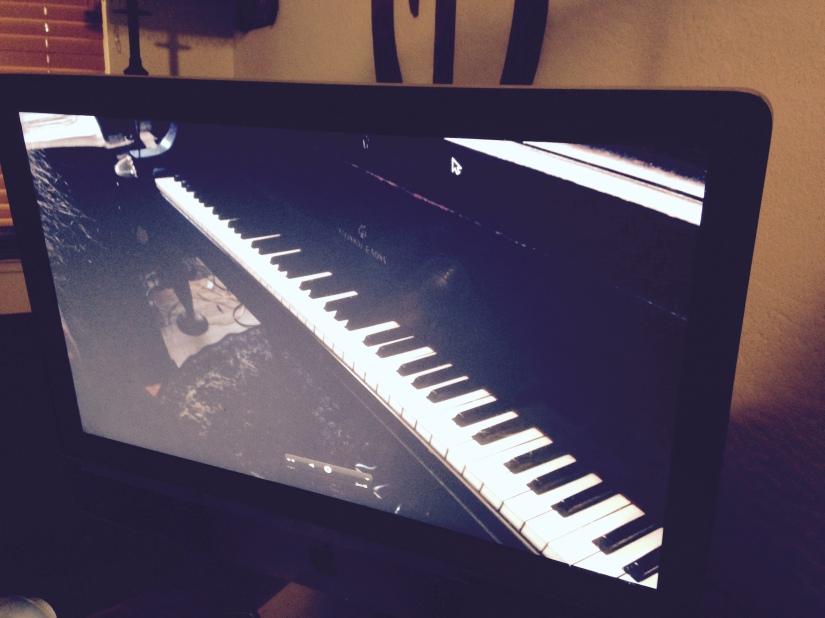alternate keyboard view