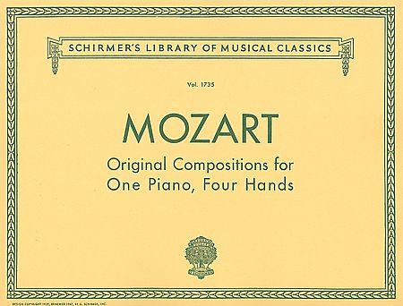 Mozart 4-hands