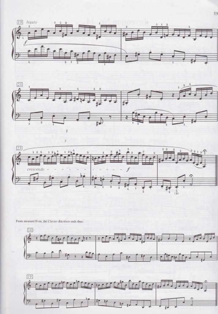 Bach A minor Invention p. 3