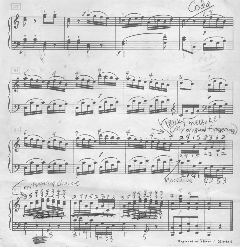 Mozart Sonata Rondo revised 2  Coda K. 545