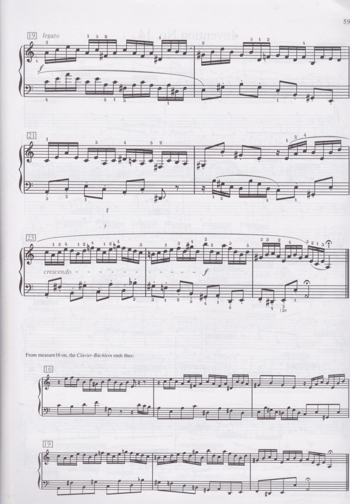 Bach A minor Invention p. 3