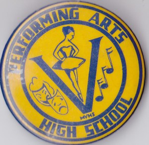 PA school pin