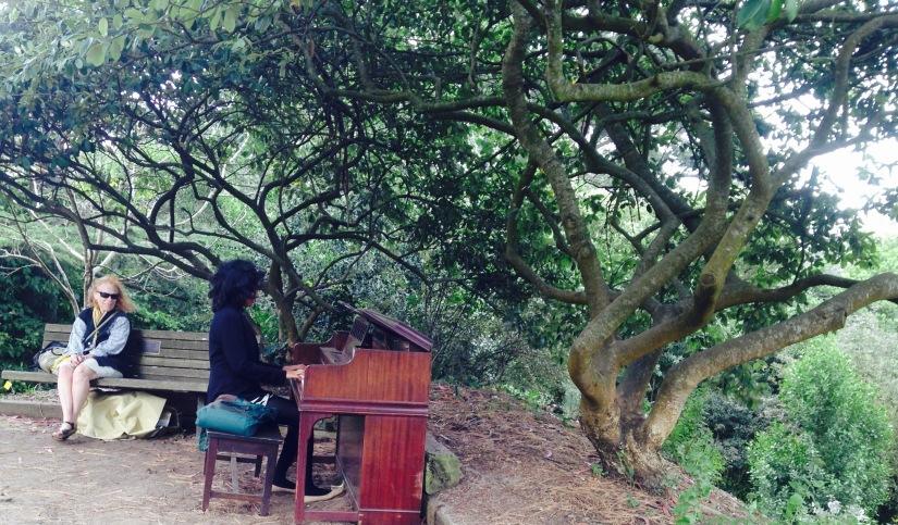 small piano maple