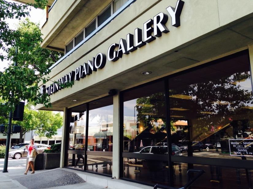 Steinway Piano Gallery