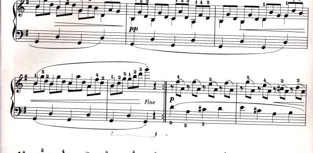 Broken Chord Patterns Arioso7s Blog Shirley Kirsten