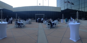 reception panorama
