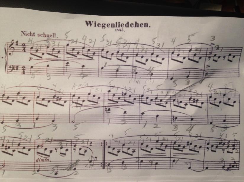 Violin kabalevsky violin concerto in c major sheet music : A deep immersion in Schumann's Wiegenliedchen, Cradle Song No. 6 ...